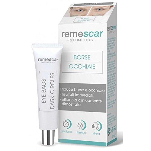 Remescar – klinisch bestätigtes Augenserum gegen Tränensäcke
