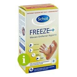 Warzenmittel Scholl Freeze